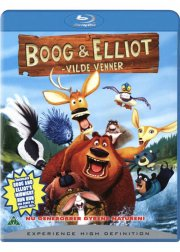 open season / boog & elliot - vilde venner - Blu-Ray