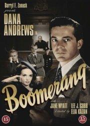 boomerang! - DVD