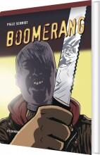 boomerang - bog
