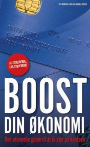 boost din økonomi - bog