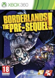 borderlands - the pre-sequel - xbox 360