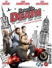 bored to death - sæson 3 - DVD