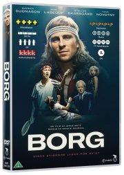borg mcenroe - DVD