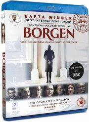 borgen - sæson 1 - Blu-Ray