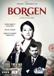 borgen - sæson 1 - DVD