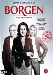 borgen - sæson 3 - DVD