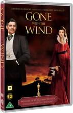 borte med blæsten / gone with the wind - film - DVD