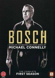 bosch - sæson 1 - DVD