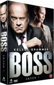 boss - sæson 1 - DVD