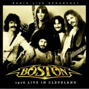 boston - live in cleveland - 1976 - Vinyl / LP