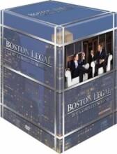 boston legal - sæson 1-5 - DVD