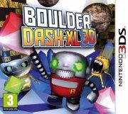 boulder dash xl 3d - nintendo 3ds