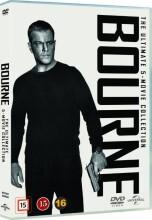 bourne 1-5 box set - DVD