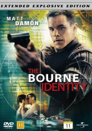 the bourne identity - extended explosive edition - DVD