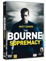 the bourne supremacy - DVD