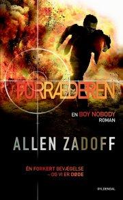 boy nobody 3 - forræderen - bog