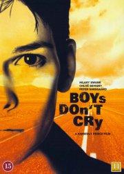 boys dont cry - DVD