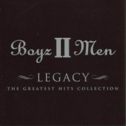 Image of   Boyz Ii Men - Legacy - The Greatest Hits Collection - CD