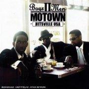 boyz ii men - motown: a journey through hitsville usa - cd