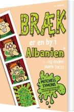 bræk er en by i albanien - bog