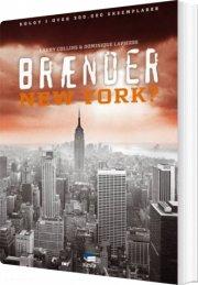brænder new york? - bog
