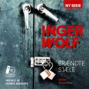 Image of   Brændte Sjæle - Inger Wolf - Cd Lydbog