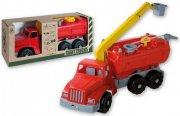 legetøjs brandbil med vandpumpe - 75 cm - Køretøjer Og Fly