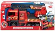legetøjs brandbil med pumpe - 54 cm - Køretøjer Og Fly
