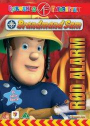 brandmand sam 11 - rød alarm - DVD