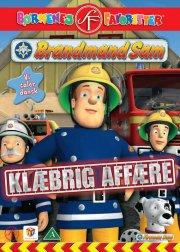 brandmand sam 12 - klæbrig affære - DVD