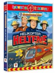 brandmand sam 20 - helikopter heltene - DVD