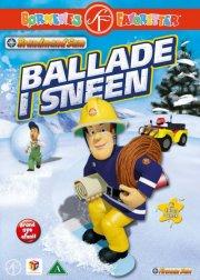 brandmand sam - ballade i sneen - DVD