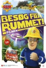 brandmand sam: besøg fra rummet! filmen - DVD