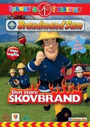 brandmand sam - den store skovbrand - DVD