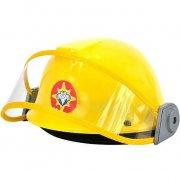 brandmand sam udklædning: hjelm - 23 cm - Udklædning