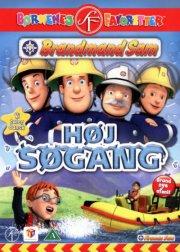 brandmand sam - høj søgang - DVD