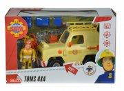 brandmand sam jeep legetøj - Figurer