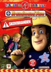 brandmand sam - skovbranden - DVD