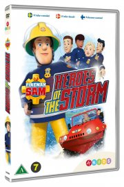 brandmand sam - stormens helte - DVD