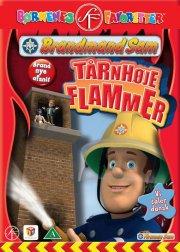 brandmand sam - tårnhøje flammer - DVD