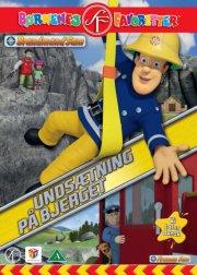 brandmand sam - undsætning på bjerget - DVD
