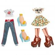bratz - fashion deluxe dukketøj - cloe og yasmin - Dukker