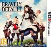 bravely default: flying fairy - nintendo 3ds