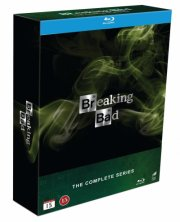 breaking bad - den komplette serie - Blu-Ray