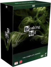 breaking bad box - den komplette serie i boks - DVD
