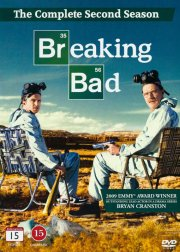 breaking bad - sæson 2 - DVD
