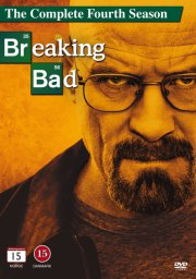 breaking bad - sæson 4 - DVD