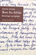 breve fra afrika - bog