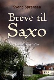 breve til saxo - bog