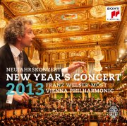 franz welser-most - new years concert 2013 - cd